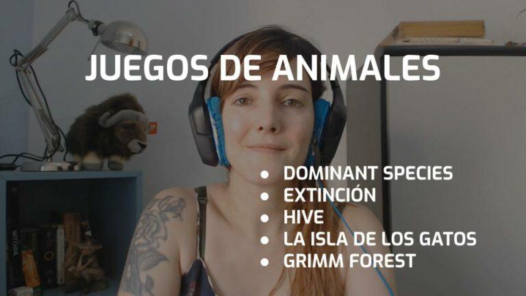 Juegos de animales #2